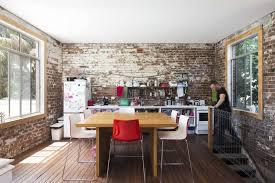 cuisine industrielle loft loft dans un ancien entrepôt à sydney
