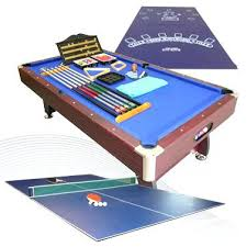 air hockey combo table ping pong air hockey table combo pool table conversion top air