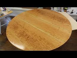Making A Solid Wood Table Top make a round table top out of solid cherry wood jon peters art