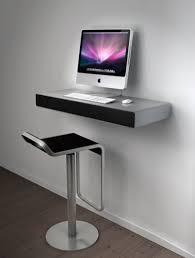 meuble pour ordinateur de bureau idesk le bureau pour imac bureau déco maison et maisons confortables