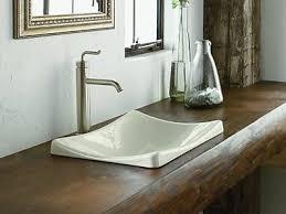 kohler carillon wading pool sink 12 best vessel bathroom sinks by kohler images on pinterest