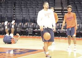 illini men to face depaul for first time since 1957 news local