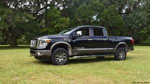 nissan platinum 2016 2016 nissan titan xd platinum reserve 5 6l v8 hd road test review