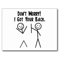 I Ve Got Your Back Meme - i got your back ekazmusic123 g0ldenberry101 jennawynn93