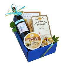 Wine And Cheese Gifts Wine And Beer Gift Baskets My Fast Basket Company
