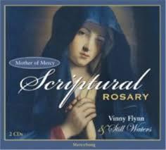 rosary cd scriptural rosary cd