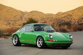 80s porsche singer design old classic porsche 911 with modern technology car