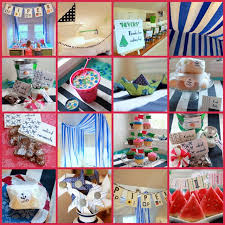 Nautical Party Theme - 95 best angus first birthday nautical images on pinterest