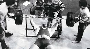 Phil Heath Bench Press The Bench Press By Bill Kazmaier Muscle And Brawn