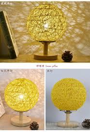 Table Lamps For Living Room Modern by Colors Table Lamp Modern Sepak Takraw Wood Protect Eyesight Desk