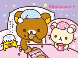 cute halloween background pictures sparklesnglitter cute rilakkuma wallpaper rilakkuma