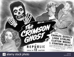 the crimson ghost linda stirling bud geary clayton moore