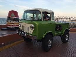 jeep forward control sema green machine magnaflow news