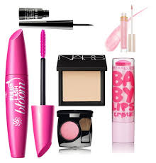 middle makeup kit by gabrielleann15 on polyvore featuring beauty stila chanel