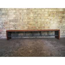 locker room benches with storage vintage locker room bench with