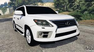 lexus lc drift 2016 lexus lx 570 for gta 5