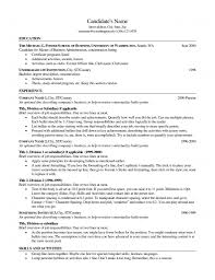 Security Guard Resume Sample No Experience by Financial Advisor Responsibilities Resume Free Resume Example