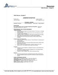 examples of resumes 81 awesome sample a resume housekeeping