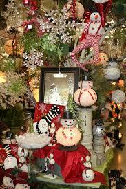 snowman display at warmbier farms christmas ideas and decor