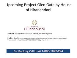 Most Efficient Floor Plans Hiranandani Glen Gate Price Reviews Floor Plan Hiranandani Bangalo U2026