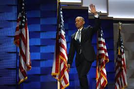 target black friday speech video dnc barack obama listened to eminem before convention speech