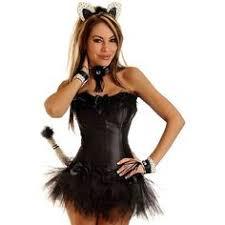 Halloween Costumes Black Cat Glamour Dance Cute Black Cat Costume 17 Polyvore