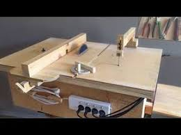 how to build a router table youtube homemade 4 in 1 workshop table saw router table disc sander
