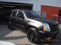 cadillac escalade black rims custom auto paint and rims painting van nuys auto body shop