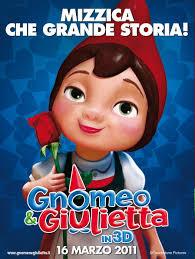 gnomeo juliet movie poster 10 17 imp awards