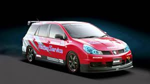 nissan nismo 2007 nismo nissan wingroad racing service y12 u00272006 u2013 youtube