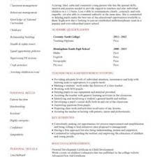 sample resume no job experience sample resume for teaching job with no experience frizzigame best assistant teacher resume example livecareer science teacher