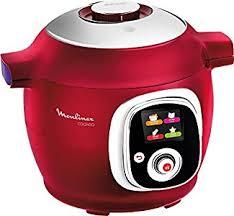 machine cuisiner moulinex ce701500 intelligent cookeo multicuiseur avec 100 recettes