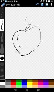 pro sketch drawing pad android apps on google play