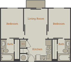 floor plans archives canalside lofts apartment homes in calhoun two bedroom floor plan