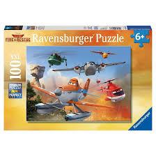 ravensburger disney planes rescue fighting the