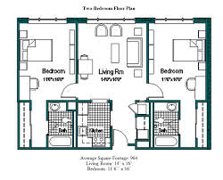 floor plans rosalind franklin university