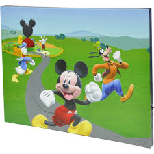 mickey mouse clubhouse jumbo wall stickers wall murals you ll love mickey mouse wall decor