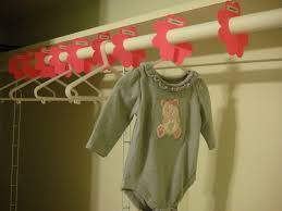 Baby Dividers Kay U0027smomidea My Diy Baby Closet Paper Dividers