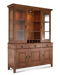 Urban Dining Room by Klaussner International Urban Craftsmen Buffet And Hutch Package
