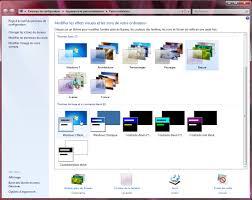 arri鑽e plan de bureau windows 7 gratuit windows seven org créer un thème personnalisé avec windows 7