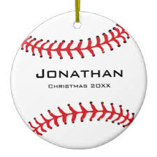 softball ornaments keepsake ornaments zazzle