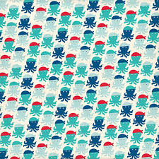 octopus wrapping paper 54 best calming images on prints custom fabric and