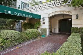 small colonial house 1416 havenhurst drive 3 a west hollywood california john