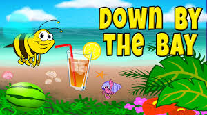 down by the bay with lyrics nursery rhymes children u0027s songs by