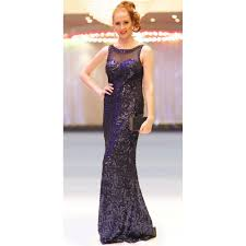 navy sequin fitted prom dress long navy sequin prom dress north east