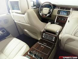 ford land rover interior road test 2013 range rover sdv8 review