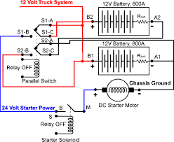 bosch series parallel switch wiring diagram wiring diagram and