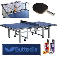 What Is The Size Of A Ping Pong Table by Choosing Table Tennis Equipment Tables Rackets Balls And More