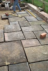 Patio Stone Flooring Ideas by 1 Stone For Patio James Gardener Wanda U0027s Fashion Pinterest