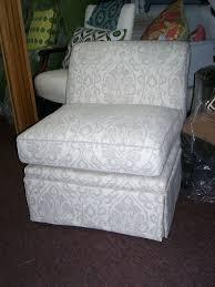 slipper chair slipcover slipper chair slipcovers s slipcover diy elm where to buy